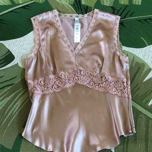 LAUNDRY silk blouse